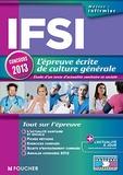 Valérie Béal et Marie Péan - IFSI L'épreuve écrite de culture générale - Etude d'un texte d'actualité sanitaire et sociale.