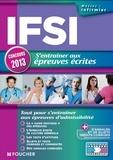 Valérie Béal - IFSI s'entrainer aux épreuves écrites Concours 2013.