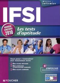 Valérie Béal - IFSI : Tests d'aptitude - Concours d'entrée en Institut de formation en soins infirmiers.