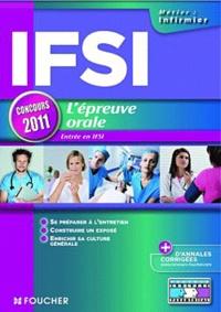 Valérie Béal et Anne-Laure Moignau - L'épreuve orale - Concours d'entrée en IFSI.