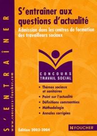 Deedr.fr S'entraîner aux questions d'actualité - Admission dans les centres de formation des travailleurs sociaux Image