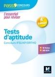 Valérie Béal - Tests d'aptitude concours IFSI/AP/Ortho.