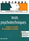 Valérie Béal - Tests psychotechniques - Entrée en écoles de travailleurs sociaux.
