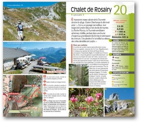 20 refuges de montagne en famille. Balades à pied Haute-Savoie