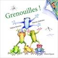 Valérie Bouvier et Marine Aubrière - Grenouilles !.