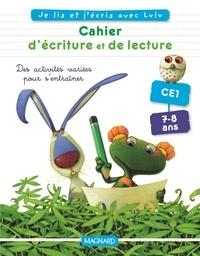 Valérie Brocard et Huguette Chauvet - Cahier d'écriture et de lecture CE1.