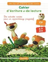 Valérie Brocard et Huguette Chauvet - Cahier d'écriture et de lecture CP.