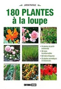 Valérie Chansel et Frédérique Chevalier - 180 plantes à la loupe.