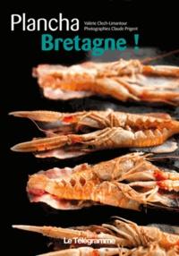 Plancha Bretagne ! - Valérie Clech-Limantour |