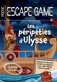 Valérie Cluzel - Escape de game de poche Junior - Ulysse rejoindra-t-il son île?.
