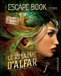 Valérie Cluzel - Le royaume d'Alfar.