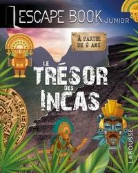Valérie Cluzel - Le trésor des Incas.
