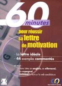 Deedr.fr 60 minutes pour réussir sa lettre de motivation Image