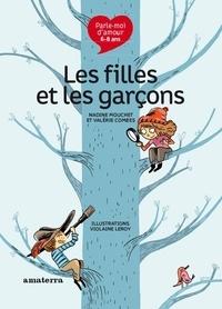 Valérie Combes et Violaine Leroy - Les filles et les garçons.