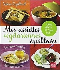 Goodtastepolice.fr Mes assiettes végétariennes équilibrées - Sans gluten et sans lait! Image