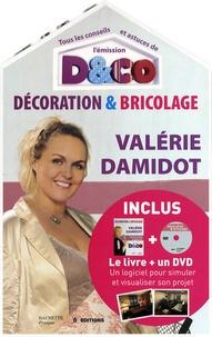 Valérie Damidot - Coffret Décoration / Bricolage - Tous les conseils et astuces de Valérie Damidot. 1 DVD