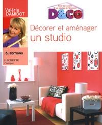 Valérie Damidot - Décorer et aménager un studio.