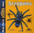 Valerie Davies et Simon Mendez - Mon livre animé des araignées.