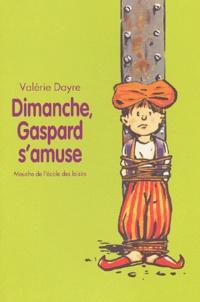 Histoiresdenlire.be Dimanche, Gaspard s'amuse Image
