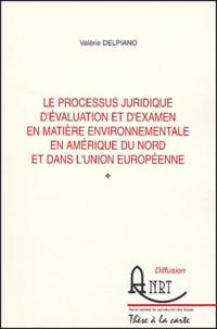 Histoiresdenlire.be Le processus juridique d'évaluation et d'examen en matière environnementale en Amérique du Nord et dans l'Union européenne Image
