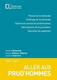 Valérie Delpuech et Amina Kebour-Rejasse - Aller aux prud'hommes.