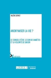 Openwetlab.it Anonymiser la vie ? - Le Conseil d'Etat, le don de gamètes et la volonté de savoir Image