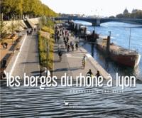 Valérie Desgranchamps - Les berges du Rhône à Lyon.
