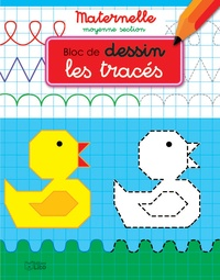 Ucareoutplacement.be Les tracés - Maternelle moyenne section Image