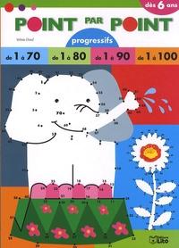 Point par point progressifs de 1 à 100- Dès 6 ans - Valérie Diard | Showmesound.org