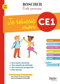 Valérie Drévillon - Je réussis mon CE1.