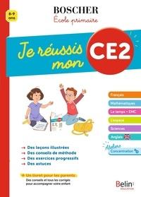 Valérie Drévillon - Je réussis mon CE2.