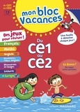 Valérie Faggiolo et Elodie Gremaud - Mon Bloc Vacances - Du CE1 au CE2.
