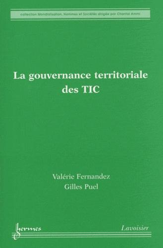 Valérie Fernandez - La gouvernance territoriale des TIC.
