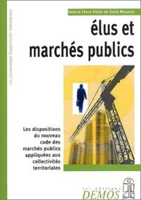 Deedr.fr Elus et marchés publics Image