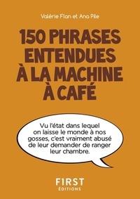 Deedr.fr 150 phrases entendues à la machine à café Image