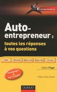 Artinborgo.it Auto-entrepreneur : toutes les réponses à vos questions Image