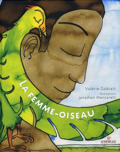 Valérie Gobrait - La femme-oiseau.