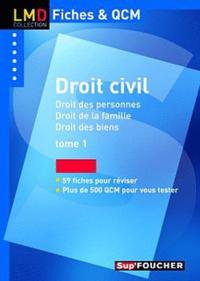 Droit civil - Les personnes, la famille, les biens, Tome 1.pdf