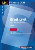 Valérie Gomez-Bassac - Droit civil - Tome 2, Droit des obligations.