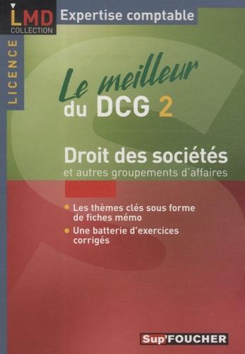 Droit Des Societes Et Autres Groupements De Valerie Gomez Bassac Livre Decitre