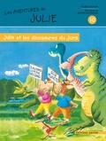 Valérie Gonon et Bruno Doutremer - Julie et les dinosaures du Jura.