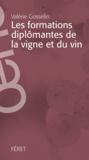 Valérie Gosselin - Les formations diplômantes de la vigne et du vin.