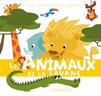 Valérie Guidoux - Les animaux de la savane.
