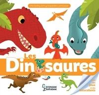 Valérie Guidoux et Charlie Pop - Les dinosaures.