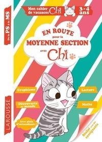 Valérie Herman - En route pour la moyenne section avec Chi - De la PS à la MS.