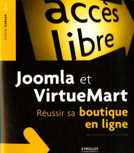 Valérie Isaksen - Joomla et VirtueMart - Réussir sa boutique en ligne.