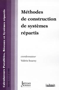 Histoiresdenlire.be CALCULATEURS PARALLELES, RESEAUX ET SYSTEMES REPARTIS VOLUME 11 N° 2 1999 : METHODES DE CONSTRUCTION DE SYSTEMES REPARTIS Image