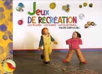 Valérie Karpouchko - Jeux de récréation - Les ploums - Les rondes - Les élastiques....
