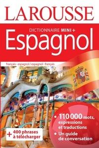 Valérie Katzaros et Marc Chabrier - Dictionnaire mini + espagnol.