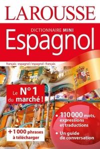 Valérie Katzaros et Marc Chabrier - Dictionnaire mini français-espagnol et espagnol-français.